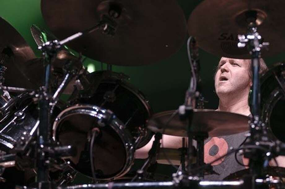 Jon Fishman of Phish during a packed show at SPAC Friday evening. Photo Eric Jenks 7/6/12 / Eric Jenks 2011