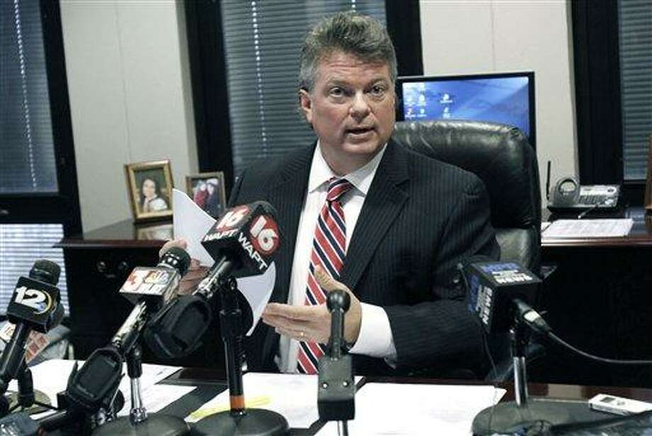 Mississippi Attorney General Jim Hood says he believes former Gov. Haley Barbour might have violated the state Constitution by pardoning some inmates who failed to give sufficient public notice that they were seeking clemency at a news conference at his Jackson, Miss., offices Wednesday. As one of his final acts in office Barbour on Tuesday gave clemency to more than 200 people. State records show some convicted killers were pardoned, while others were given medical or conditional releases. Relatives of crime victims had voiced outrage after it became known Barbour had pardoned four convicted murderers who worked at the Governor's Mansion in a prison trusty program. Associated Press Photo: AP / AP