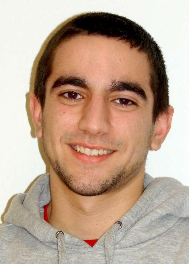 Joe Spinella, VVS boys basketball