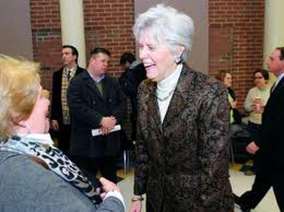 Milford's Superintendent of Schools Elizabeth Feser