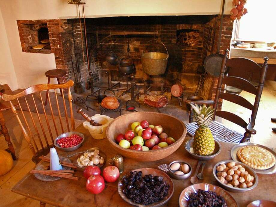 Contributed photo: A historic dinner is planned at Webb-Deane-Stevens Museum.
