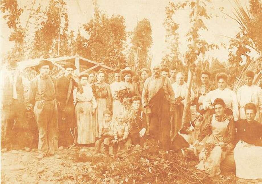 Madison County Historical Society Photos