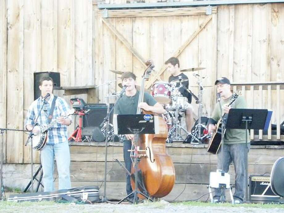 Photo Courtesy Chittenango Landing Canal Boat Museum Local bands Struggletown and Too Tall to Climb performed at the Rock the Boat fundraiser for the Chittenango Landing Canal Boat Museum.