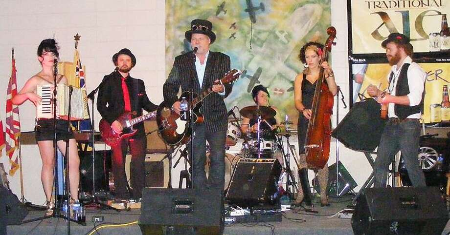 Photo Courtesy EARLVILLE OPERA HOUSE Fred Eaglesmith and the Traveling Steam Show will perform at Madison Hall in Morrisville on Sunday, Nov. 18 at 7 p.m.