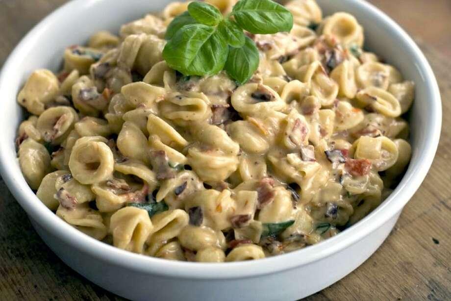 Matthew Mead/Associated Press: Italian Macaroni and Cheese Photo: AP / AP2011