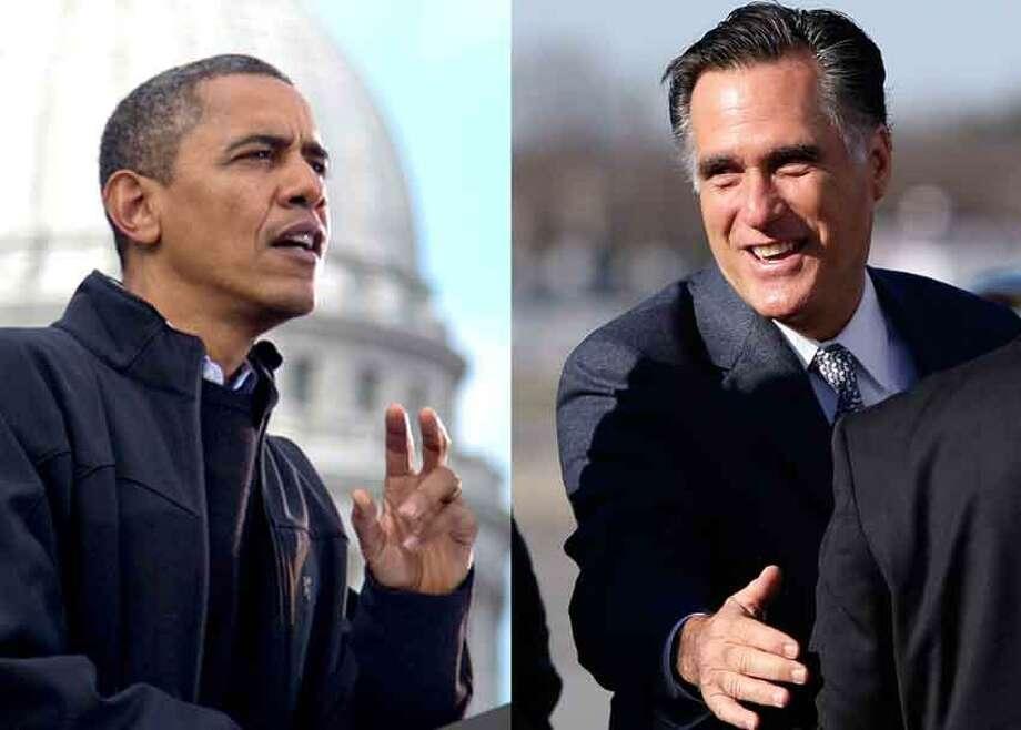 Associated Press file photos Photo: AP / AP2012