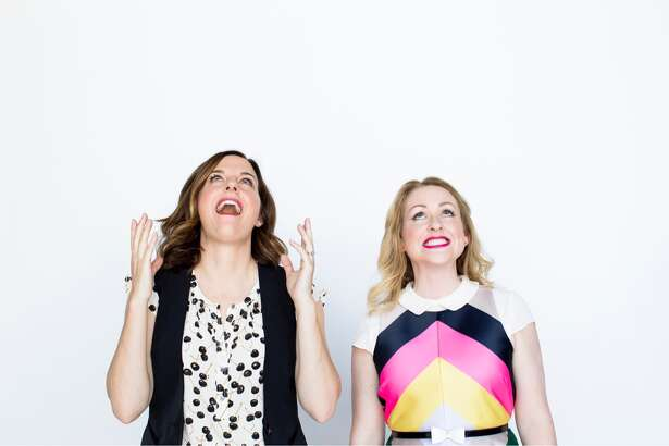 Comedians Kristin Hensley and Jen Smedley of #IMOMSOHARD are coming to Houston Sunday, July 30.