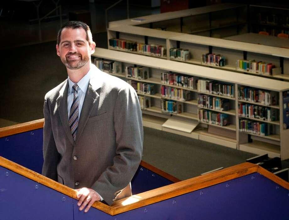 Doug Cucchiarelli is a new assistant principal at Walsh Intermediate School/     Melanie Stengel/Register