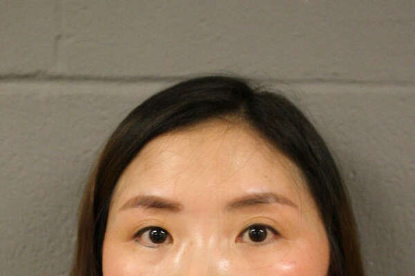 Shu-Chen Deng was arrested and charged with Class B misdemeanor prostitution after a July 24, 2017 undercover sting at LL Spa, 11045 Huffmeister Road.