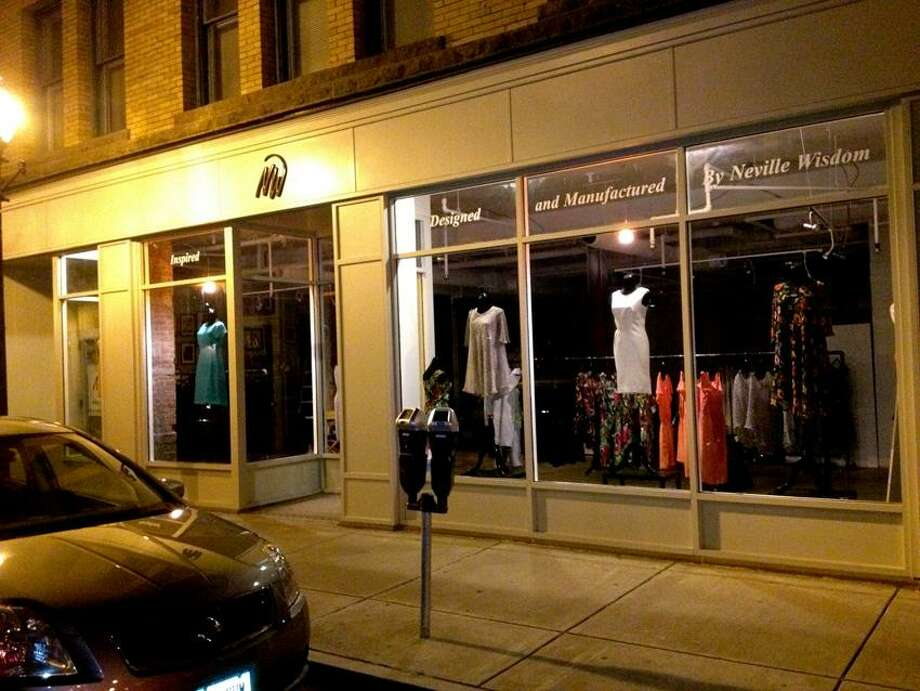 Contributed photo: NW Boutique will run a fashion show in the street on Friday in Ninth Square.