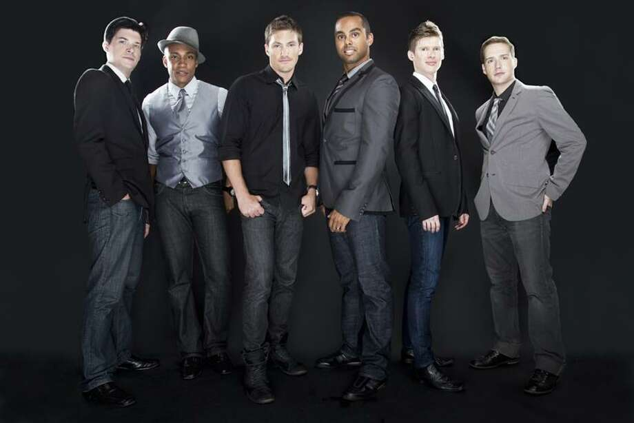 Contributed photo: The Broadway Boys have a way with harmony.