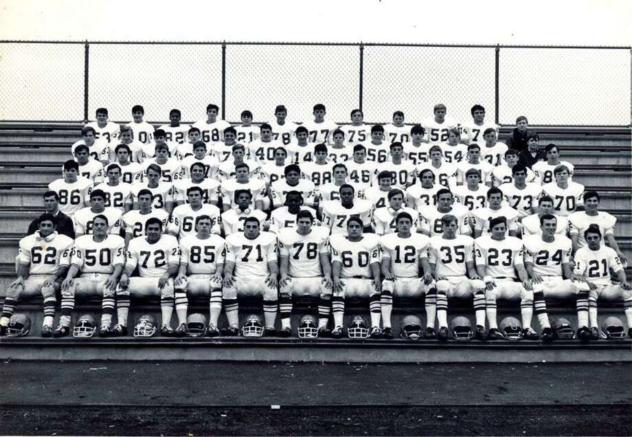 The 1968 West Haven football team. (Submitted photo)