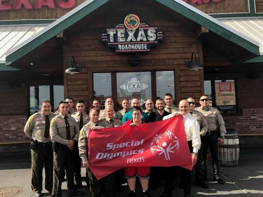 Tip A Cop Night will return to Texas Roadhouse on Thursday to raise funds for Special Olympics Texas. Photo: Courtesy