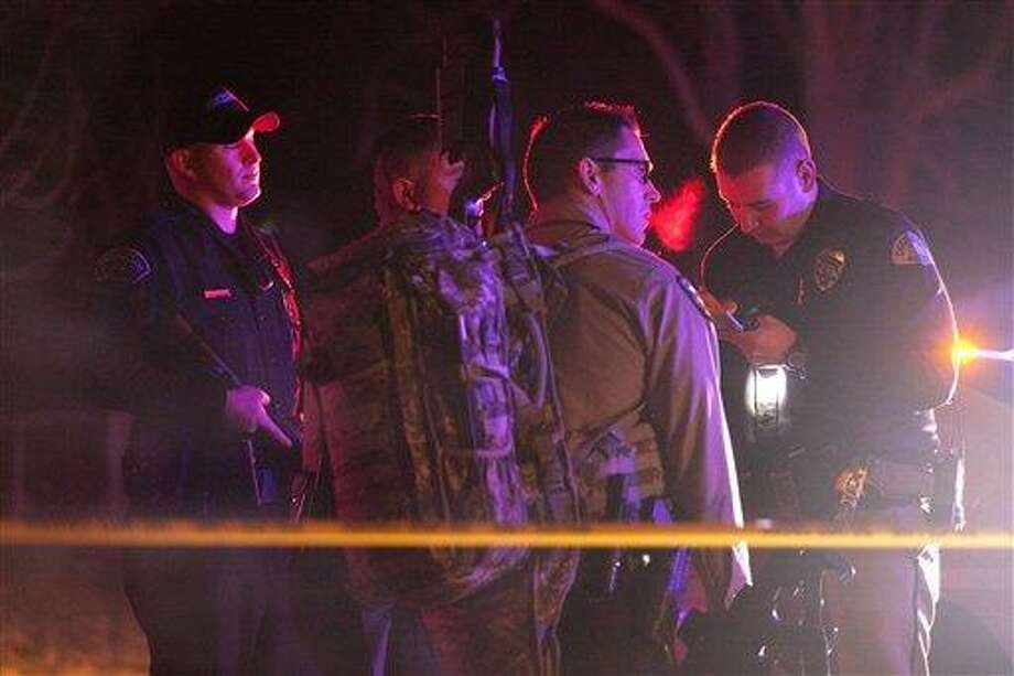 Utah officer killed, 6 others wounded in shootout - New