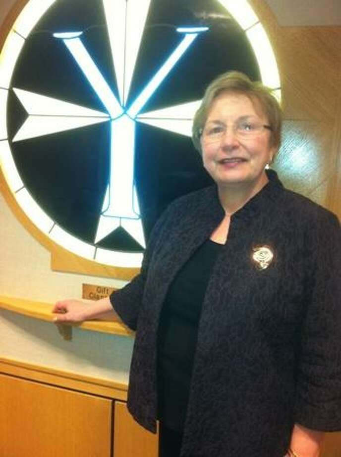Yale School of Nursing Dean Margaret Grey Jim Shelton/Register
