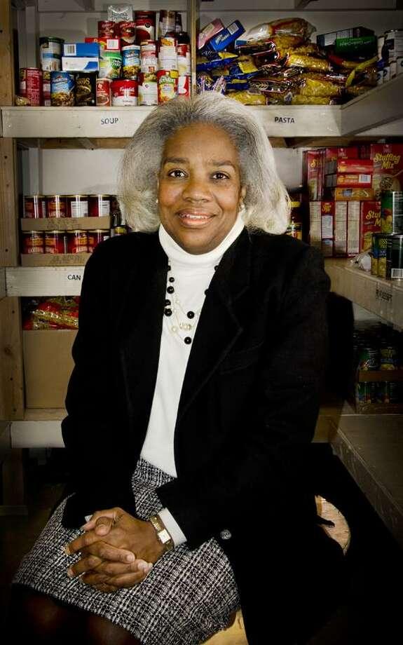 Bonita Grubbs-New Haven Register Person of the Year.    Melanie Stengel/Register