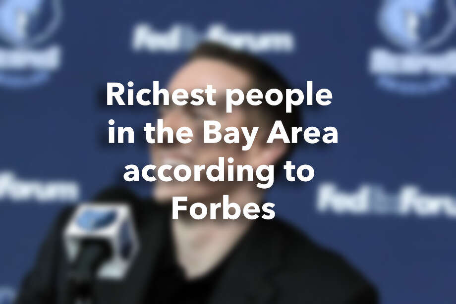 Richest people in the Bay Area according to Forbes Photo: Lance Murphey, Associated Press