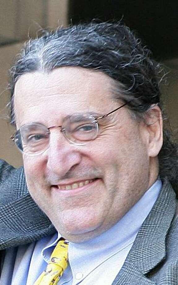 Norm Pattis. Register file photo