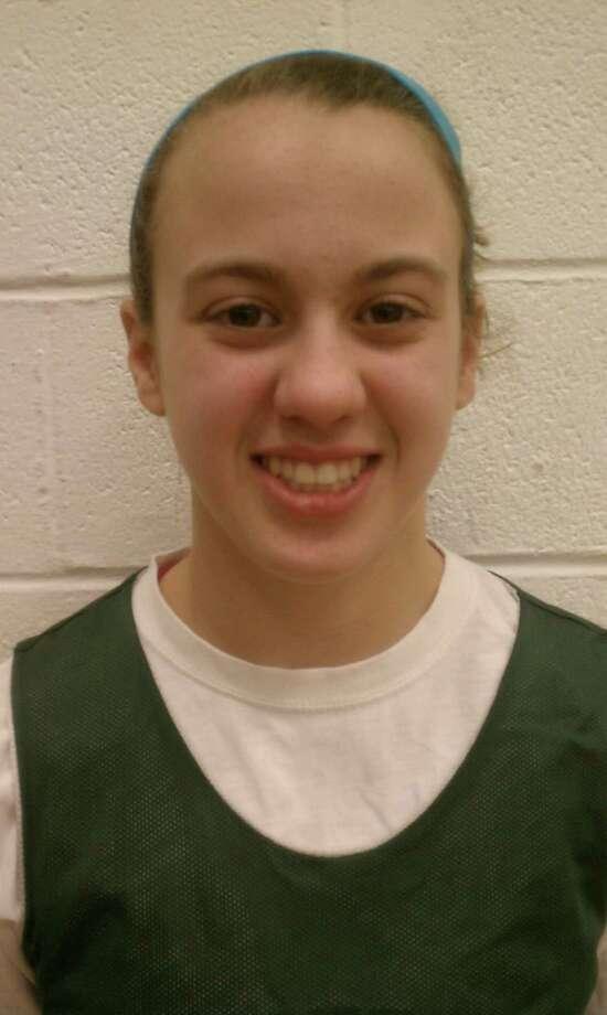 Hayleigh Hanson, Hamilton basketball