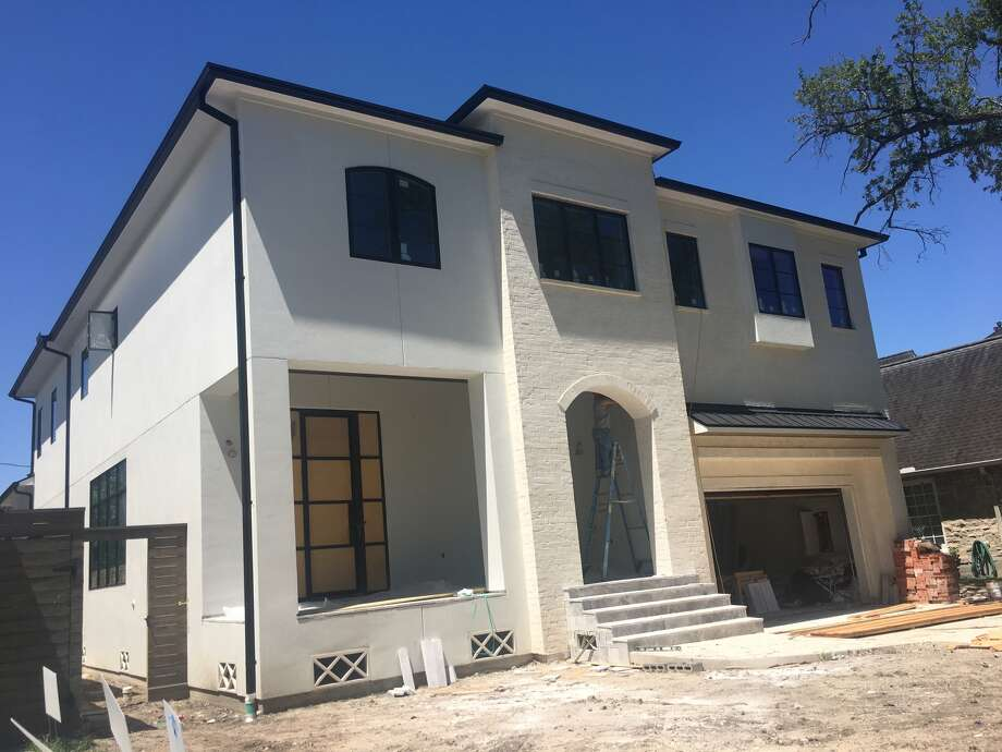 The RG Homes property at 4530 Elm St.