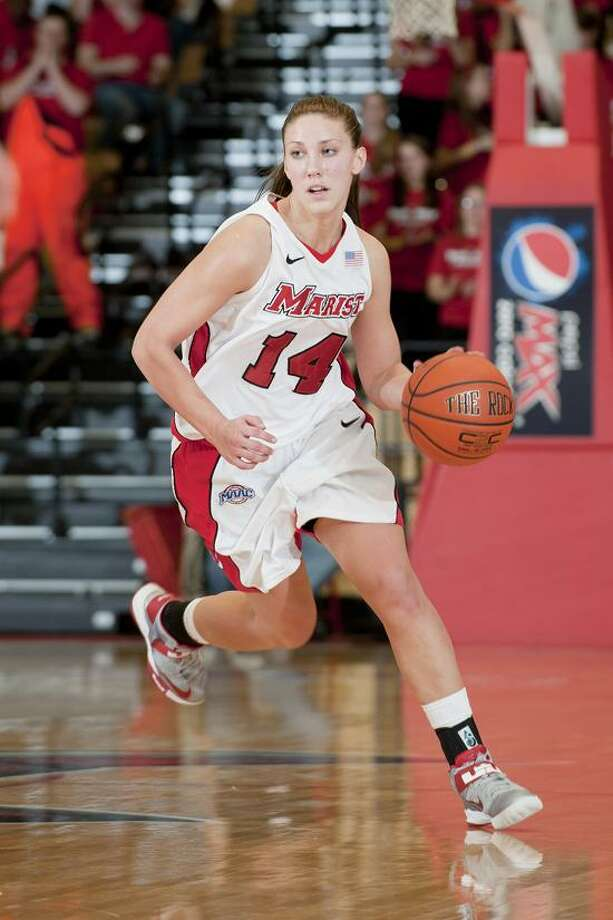 Marist Athletics Milford's Casey Dulin is averaging 13 points in her last five games.