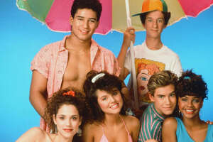 Then & now: The cast of 'Saved by the Bell'   
