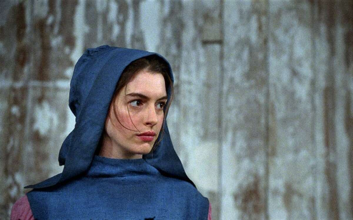 """Universal Pictures photo: Anne Hathaway stars as Fantine in """"Les Miserables."""""""