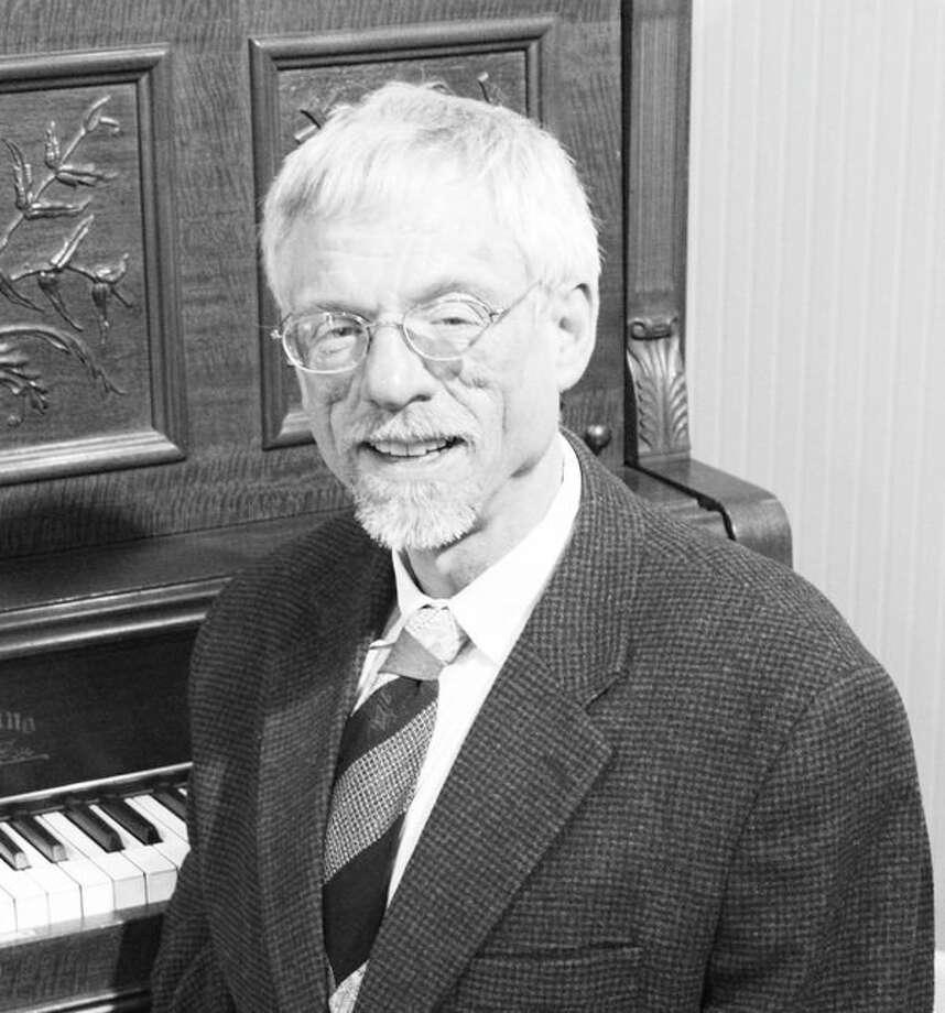 Saginaw historian Thomas Trombley (Photo provided)