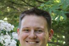 Scott Flaherty of Oxford was nominated as the town's Democratic first selectman candidate to oppose Republican George Temple, the incumbent and Kathy Johnson, who secured a ballot line as a petition candidate. .