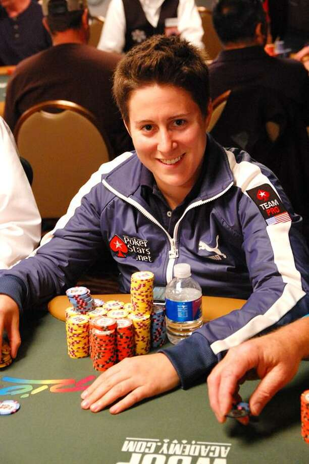 Contributed: Activist Vanessa Selbst has won more than $5 million as a professional poker player.