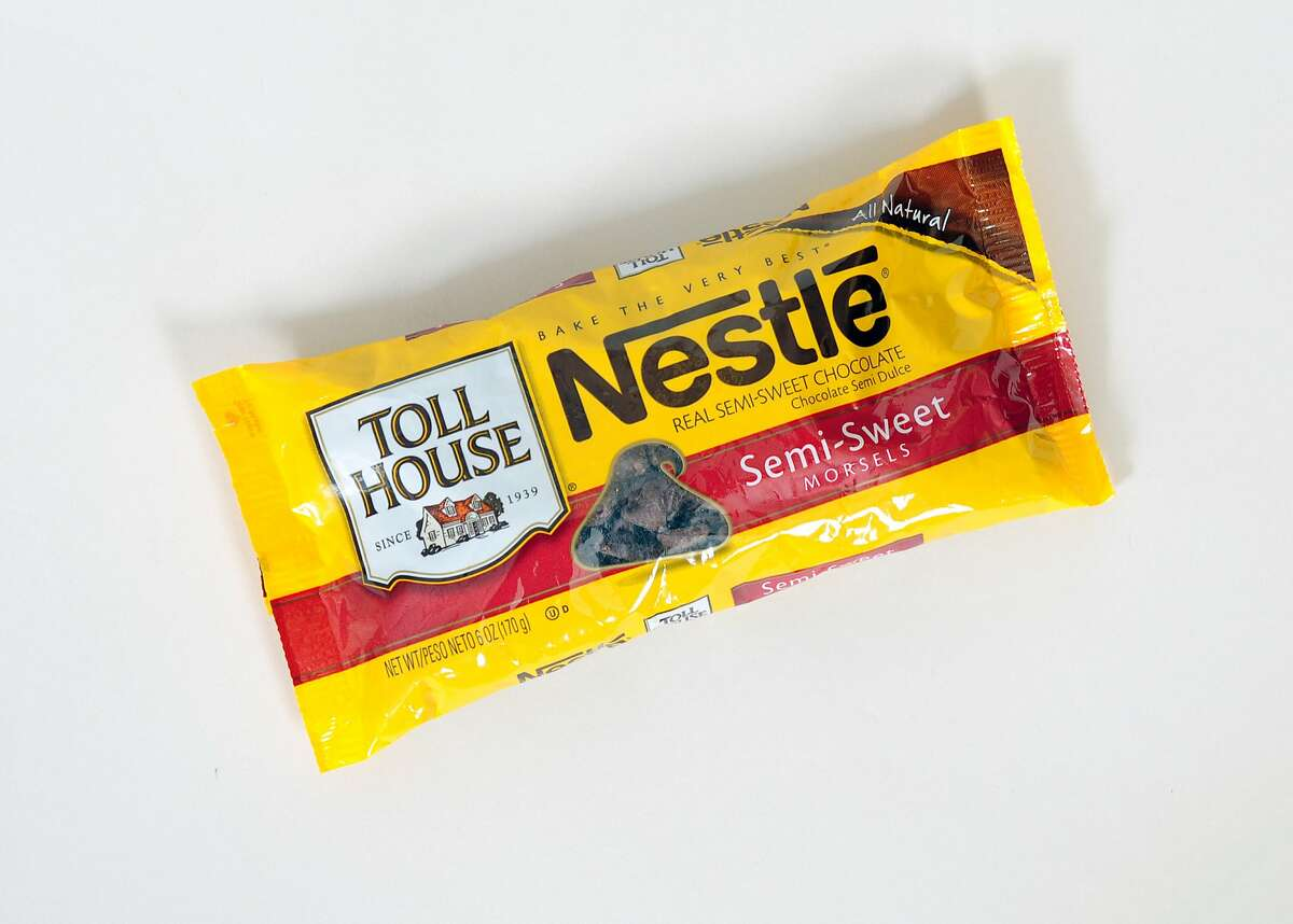Semi-sweet chocolate chips: Nestle