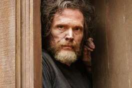 "Paul Bettany plays Ted Kaczynski in ""Unabomber."""