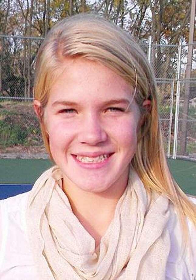 Jillian BrodockOneida tennis