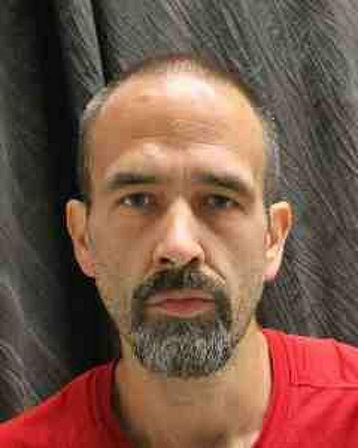 Benjamin Deeb, robbery suspect (Saratoga County Sheriff's Department photo)