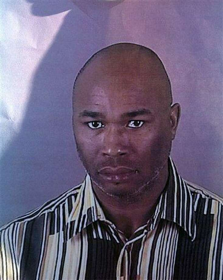 Radcliffe Franklin Haughton had a history of dmestic violence. AP Photo Photo: AP / Brookfield Police Dept.