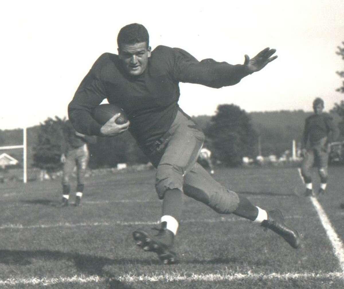 Yale's Clint Frank was the Heisman Trophy winner in 1937.