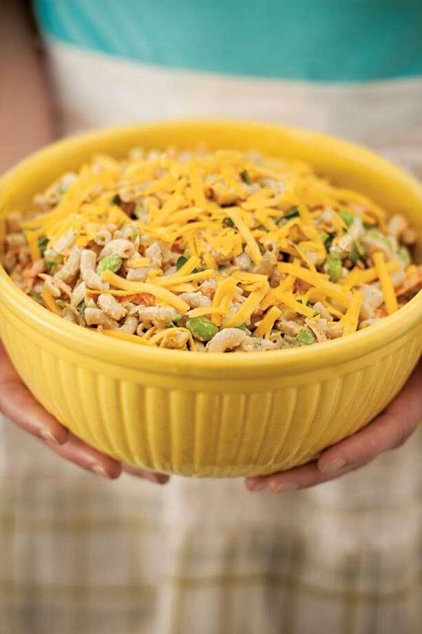 Ken Burris/EatingWell photo: Macaroni Salad Photo: Ken Burris/EatingWell