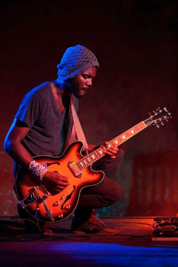 Contributed photo: Gary Clark Jr. / © Erika Goldring 2011 - All Rights Reserved.