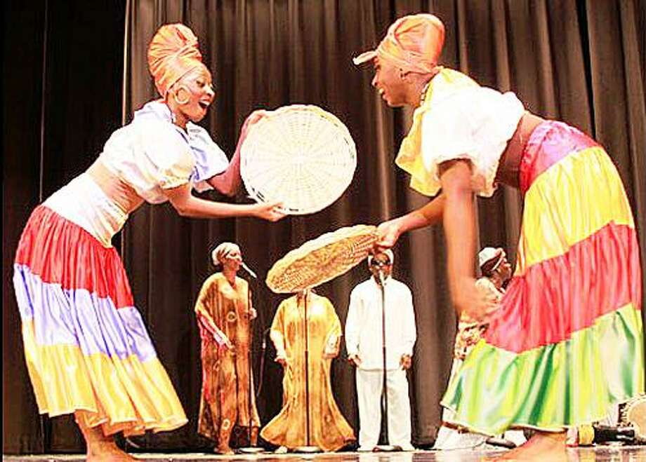 The Oyu Oro Afro-Cuban Experimental Dance Ensemble will perform at Hamilton College on Saturday, Feb. 25, 2012 from 8-10 p.m.