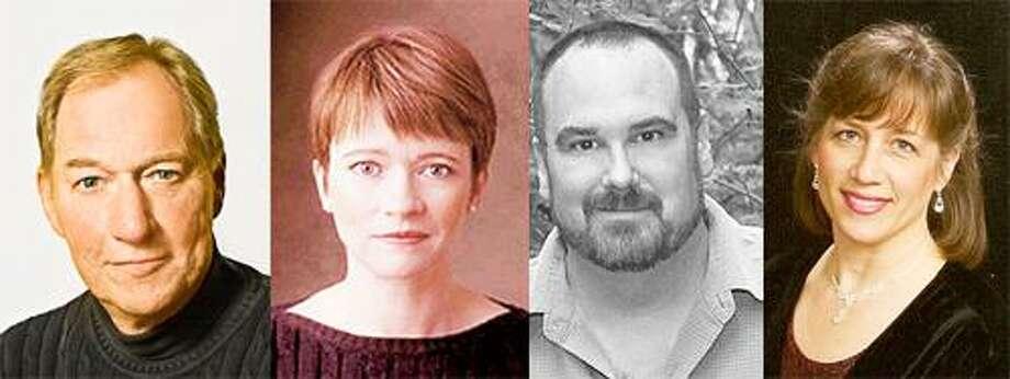 Eric D. Johnson, Janet Brown, Jonathan English, Carolyn Weber