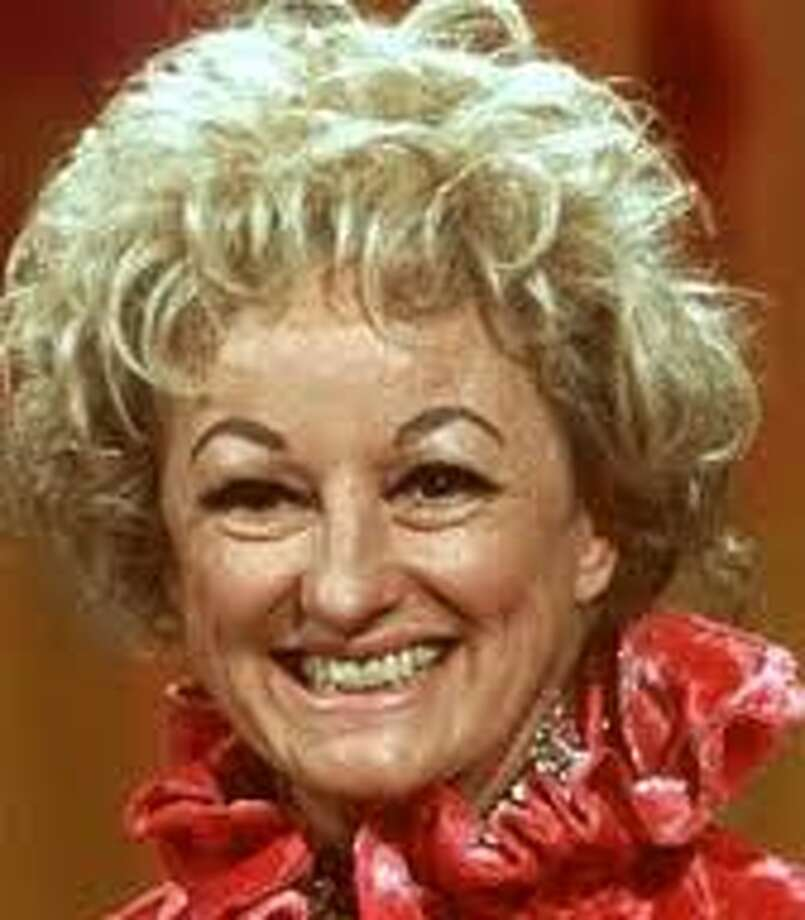 Phyllis Diller is reportedly dead at 95.