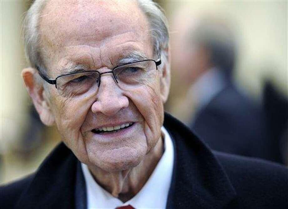 George McGovern (AP) Photo: ASSOCIATED PRESS / A2011