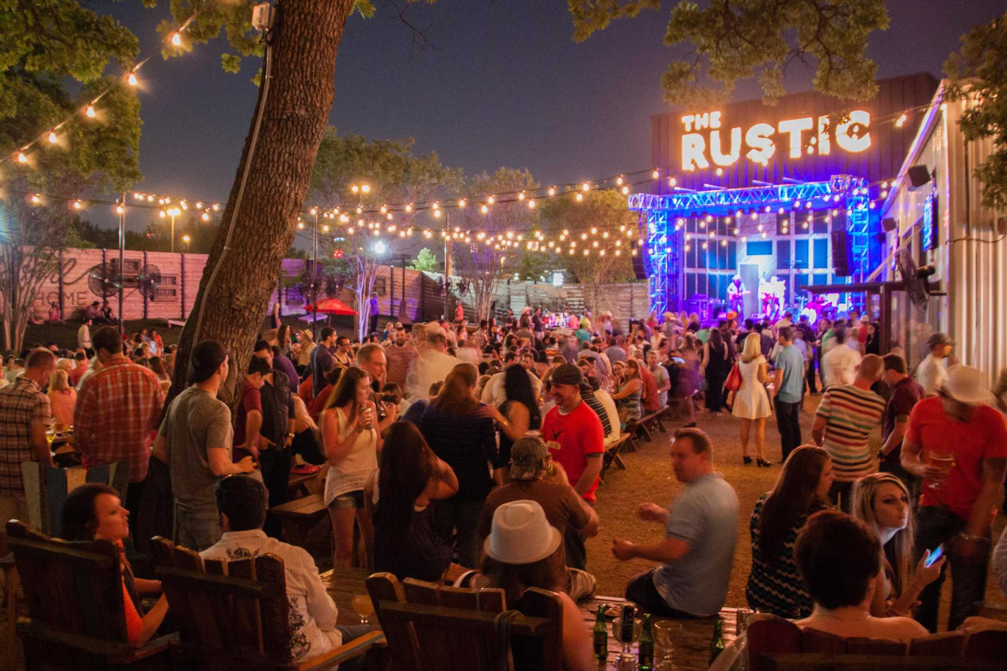 pat green owned music food and drink complex the rustic coming to