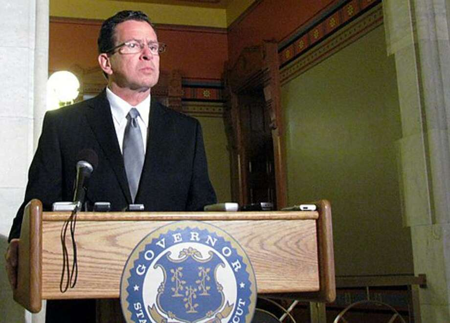 "Gov. Dannel P. Malloy.  <a href=""http://Ctnewsjunkie.com"">Ctnewsjunkie.com</a> photo"