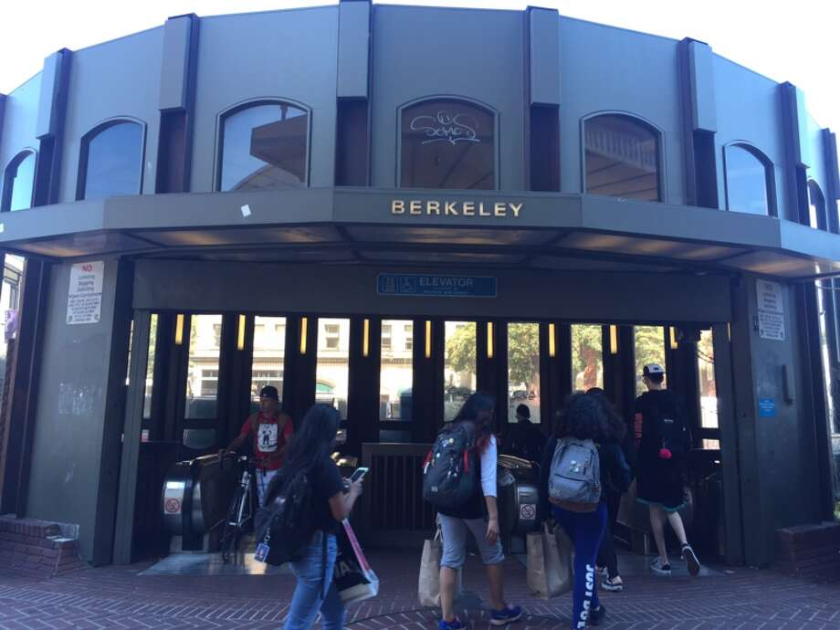 Image result for Berkeley old bart station
