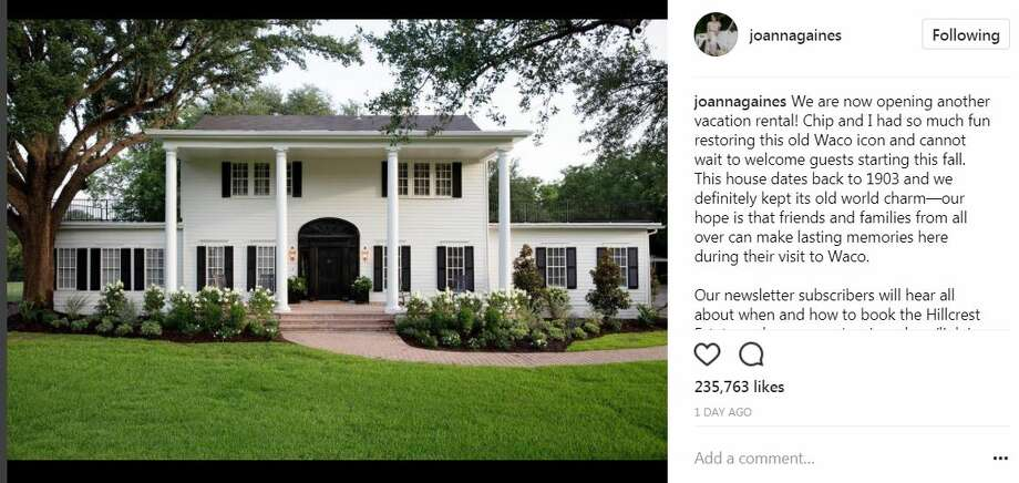 Joanna Gaines Offers A K Into Their Latest Vacation Al Gt Click
