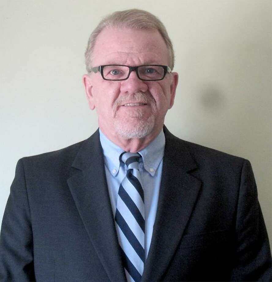 Submitted Photo Dave Hembach, a 1972 Oneida graduate, now working at Stone Bridge High School in Ashburg, Va., was named the athletic director of the year for large high schools by the Virginia Interscholastic Athletic Administrators Association.
