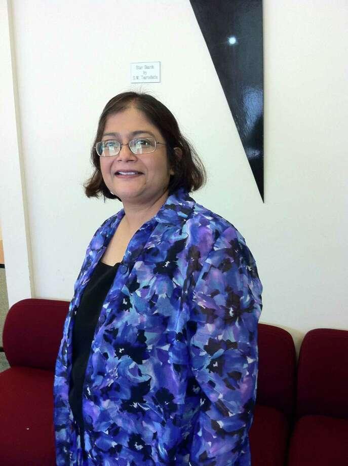 Yale astronomer Sarbani Basu