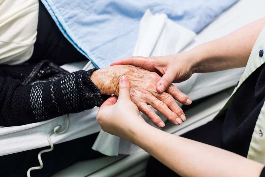 """The belief that palliative care is only for those """"people we can't fix""""  tragically limits the opportunity for patients to benefit from """"whole-person  care"""" at much earlier stages in the illness trajectory. Photo: Burger/Phanie / Getty Images"""