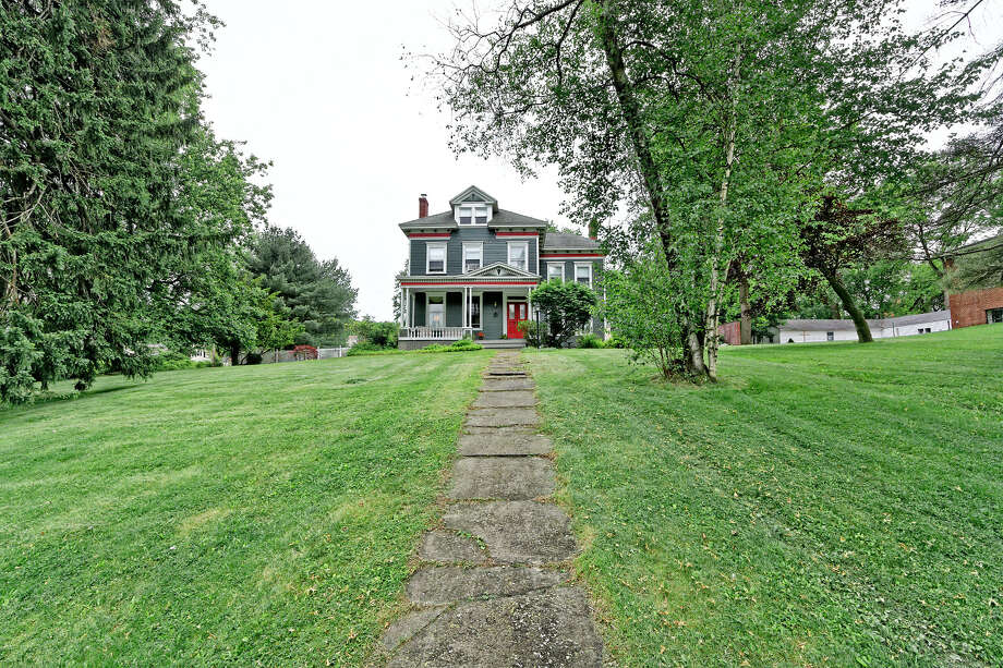 House of the Week: 66 Mansion St., Coxsackie  | Realtor:  Deborah Smith of Coldwell Banker Prime Properties | Discuss: Talk about this house Photo: David Bibicoff